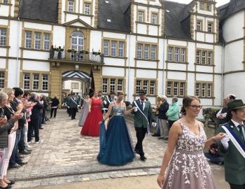 Bundesschützenfest Schloss Neuhaus